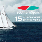 Southern Spars en route to Monaco Yacht Show 2016