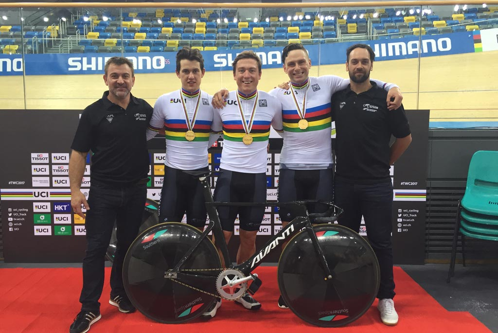 cycling gold