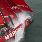 Southern Spars VO65 masts help slash Round the Island record